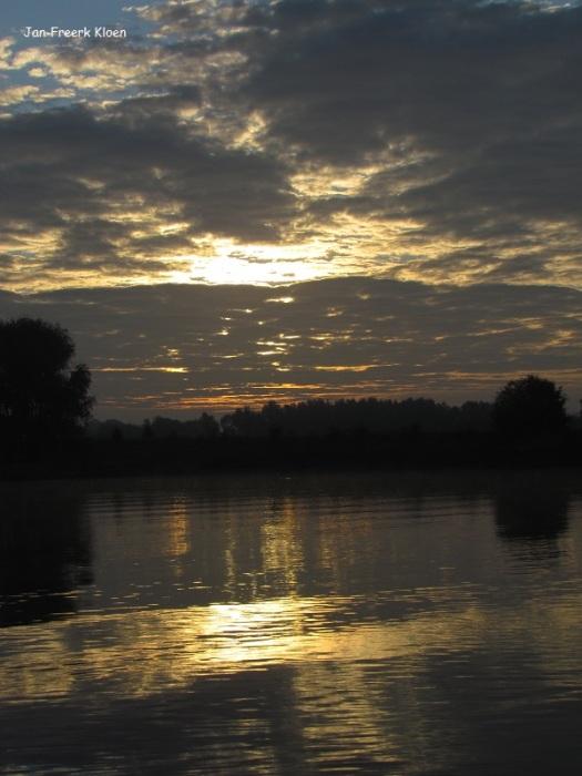 Boven de Rijn